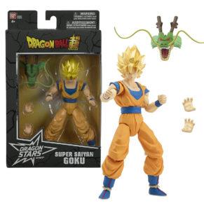 Figura Goku SSJ Bandai DS S1