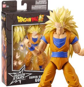 Figura de Goku SSJ3 Bandai DS S10