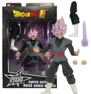 Muñeco Black Goku Rose Bandai DS S4
