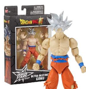 Muñeco de Goku UI Bandai DS S7
