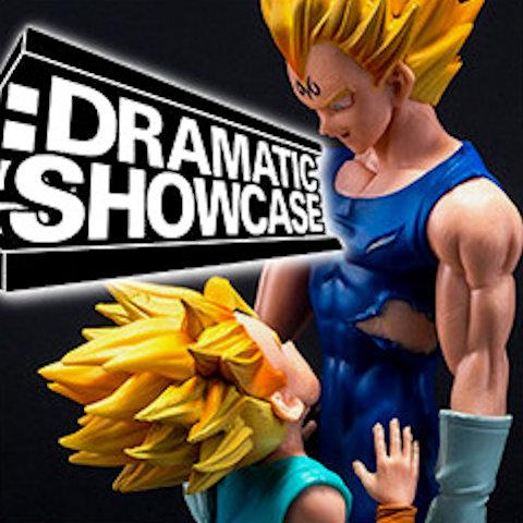 Figuras Dramatic Showcase de Dragon Ball