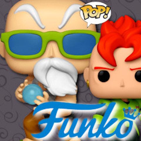 Figuras Funko Pop de Dragon Ball