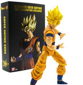 Figura Exclusivas de SDCC 2017 de Goku de Dragon Stars