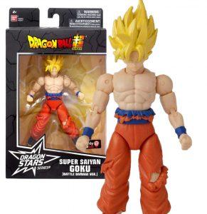 Figura Exclusiva de Goku SSJ Bandai Dragon Stars Series
