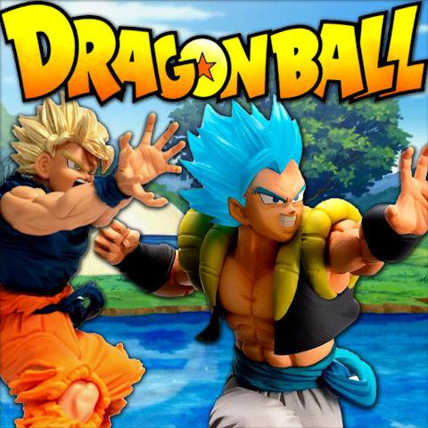 Figuras y Muñecos de Dragon Ball