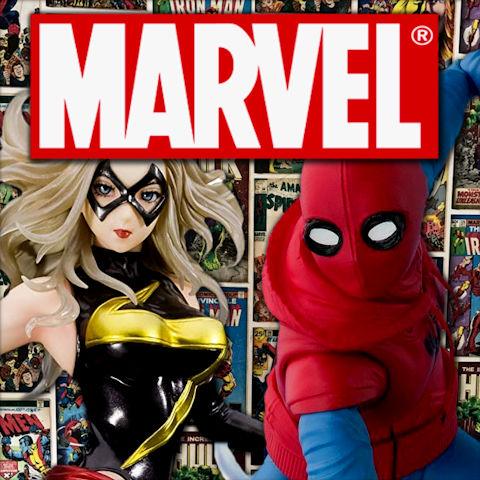 Figuritas y piezas de coleccionista Marvel