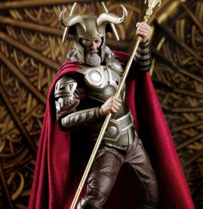 Figura Hot Toys Odin   Thor 1   MMS 148