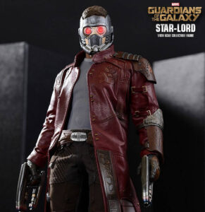 Figura Hot Toys Star-Lord   Guardians of the Galaxy Vol.1   MMS 255