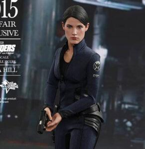Figura Hot Toys Maria Hill   The Avengers: Age of Ultron   MMS 305