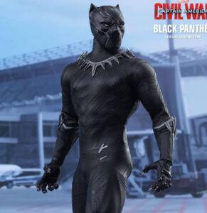Figura Hot Toys Black Panther   Captain America: Civil War   MMS 363