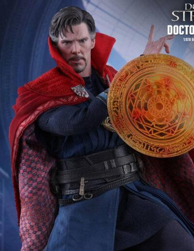 Figura Hot Toys Doctor Strange   Doctor Strange   MMS 387