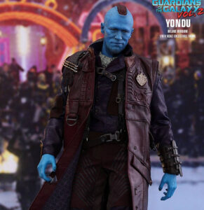 Figura Hot Toys Yondu - Deluxe Version   Guardians of the Galaxy Vol.2   MMS 436