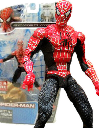Spider Man Trilogy Sam Raimi Marvel Legends Lista Completa