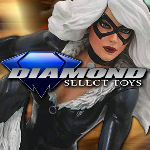 Marvel Diamond Select Toys estatuas y Figuras de Resina y PVC