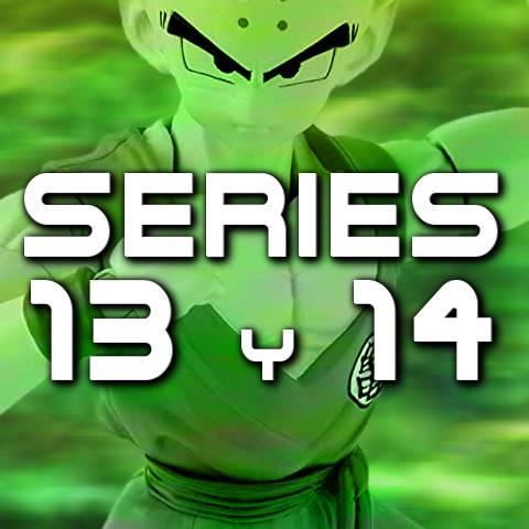 Figuras Dragon Stars Series 13 y 14 - Bandai - Dragon Ball