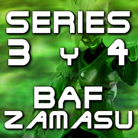 Figuras Dragon Stars Series 3 y 4 - BAF Zamasu - Bandai - Dragon Ball