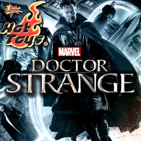 Todas las Figuras Hot Toys MMS de la película de Marvel - Doctor Strange