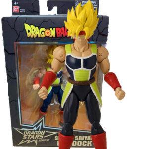 Figurita de Bardock SSJ Bandai Dragon Stars Series 18
