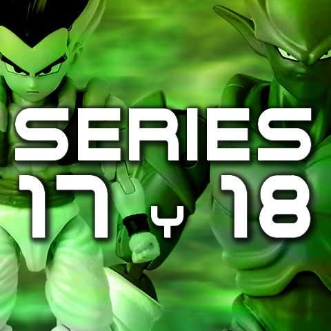 Figuras Dragon Stars Series 17 y 18 - Bandai - Dragon Ball