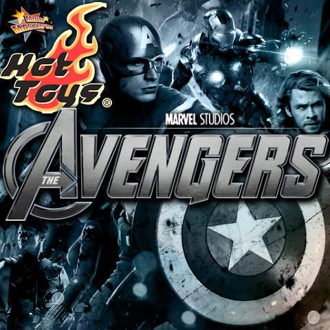 Todas las Figuras Hot Toys MMS de la película Marvel del UCM - The Avengers
