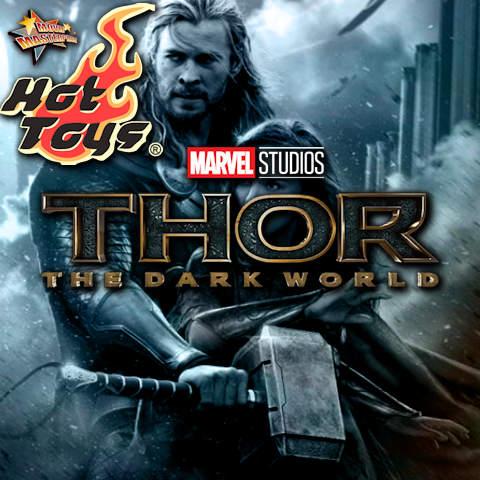 Todas las Figuras Hot Toys MMS de la película Marvel del UCM - Thor: The Dark World