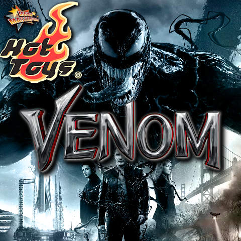 Todas las Figuras Hot Toys MMS de la película de Sony y Marvel - Venom