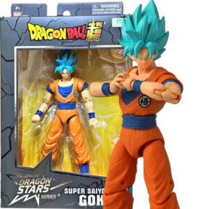 Goku SS Blue | Bandai | Figura Dragon Stars | Series 19